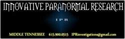 Innovative Paranormal Research
